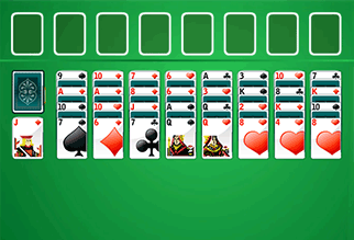 Secret Klondike Solitaire